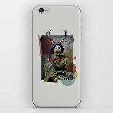 Geisha iPhone & iPod Skin