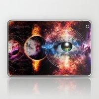 Quantum space Laptop & iPad Skin