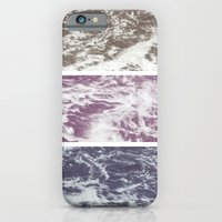 Saltwater tryptych Var I iPhone 6 Slim Case