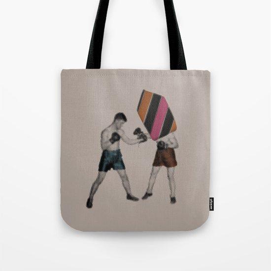 Mixed Martial Art Tote Bag