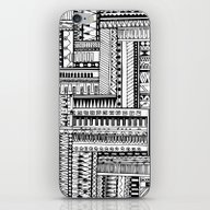 iPhone & iPod Skin featuring Tribal  by Ale Ibanez