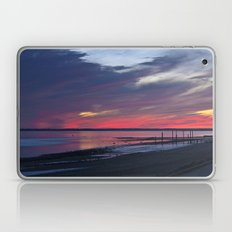 Magic Summer Sunset on the West Coast of DENMARK Laptop & iPad Skin