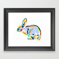 Hopps Framed Art Print