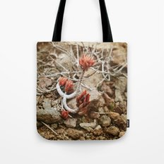 Fleur du désert Tote Bag