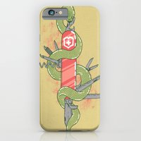 iPhone & iPod Case featuring Swisssss by Daniel Chastinet
