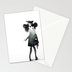 Fashion Doodle Stationery Cards
