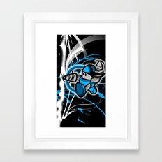 Drill Time! Framed Art Print