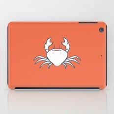 Crab iPad Case
