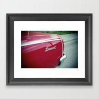 Beaumont Framed Art Print