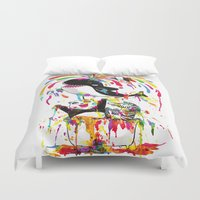 Yay! Bath Time! Duvet Cover