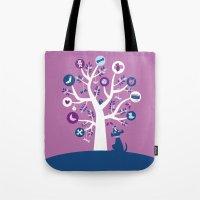 Tree of dreams Tote Bag