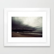 storm2 Framed Art Print