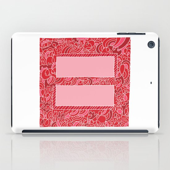 Support Marriage Equality. iPad Case