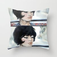 Camille Throw Pillow