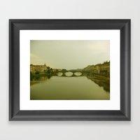 Firenze 456 Framed Art Print