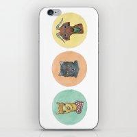 Animalristas iPhone & iPod Skin
