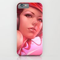 iPhone & iPod Case featuring Pepper Freedom by Artgerm™