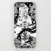 iPhone & iPod Case featuring inner spiritzz by Cosmic Nuggets