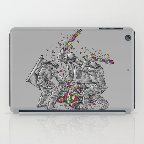 Police Brutality iPad Case