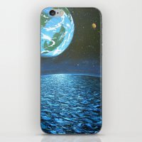 Another Earth iPhone & iPod Skin