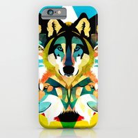 iPhone & iPod Case featuring wolves by Alvaro Tapia Hidalgo