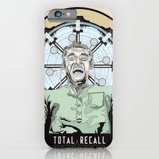 Total Recall - Arnold Schwarzenegger Flavour Slim Case iPhone 6s