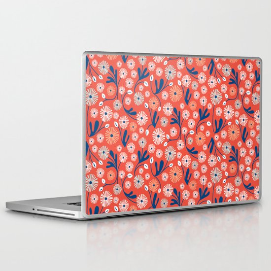 Retro Morocco Laptop & iPad Skin