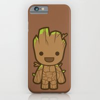 iPhone & iPod Case featuring Tree by Papyroo