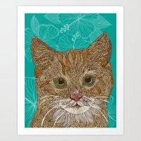 Missy Art Print