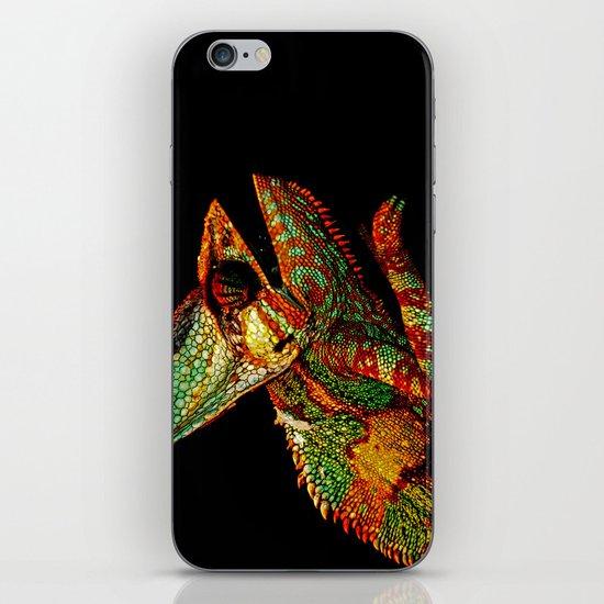KARMA CHAMELEON iPhone & iPod Skin