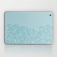 Ab Lines 45 Sea Laptop & iPad Skin