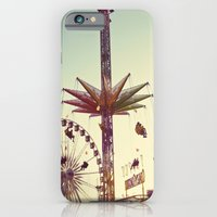 iPhone & iPod Case featuring Golden Hour at the Carnival by Libertad Leal Photography