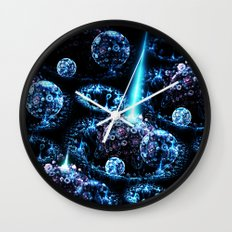 Stand Alone Complex Wall Clock