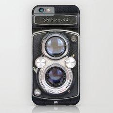 Vintage Camera Yashica 4… iPhone 6 Slim Case