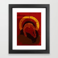 Xena : Warrior Princess Framed Art Print