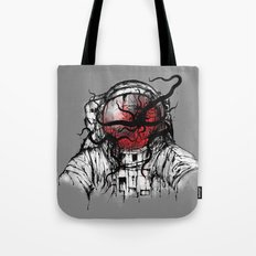 Space Parasitism Tote Bag