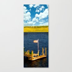 This American Sound Canvas Print