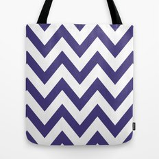 HORNED FROG CHEVRON Tote Bag