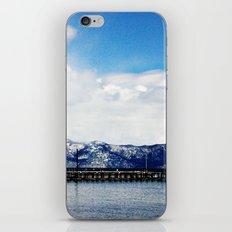 Lake Tahoe iPhone & iPod Skin