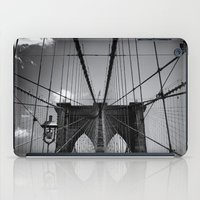 The Brooklyn Bridge iPad Case