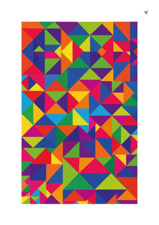 Cores Art Print