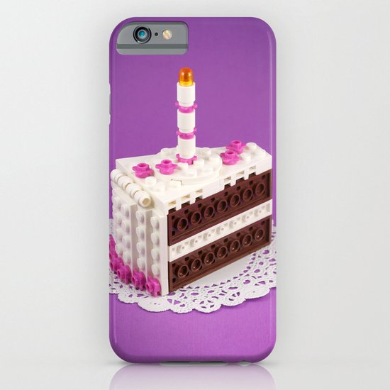 Let them build cake! iPhone & iPod Case