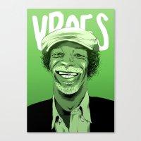 VROES Canvas Print