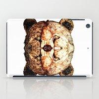 Two-Headed Bear iPad Case
