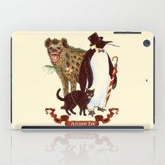 At the Arkham Zoo iPad Case