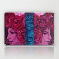 Nicole Laptop & iPad Skin