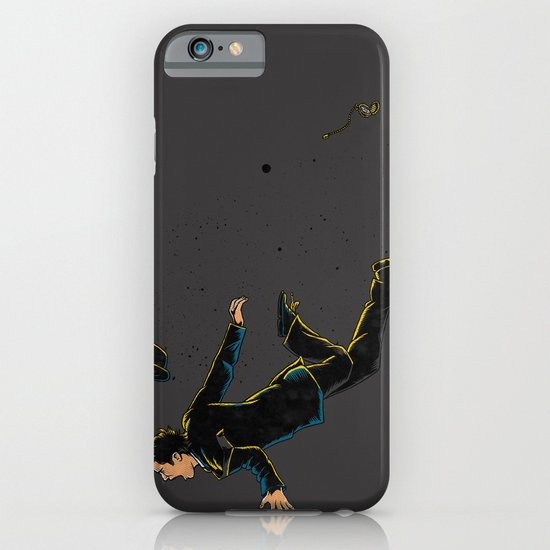 Falling Time iPhone & iPod Case