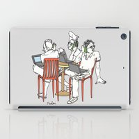 Let's Meet For A Coffee iPad Case