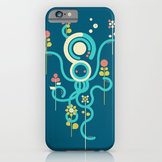 The Gardener iPhone & iPod Case
