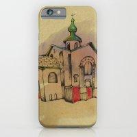 iPhone & iPod Case featuring Russian church by Natsuki Otani